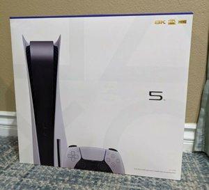 2021 Playtion 5 منصات ألعاب PS5 أبيض الألوان 825 بلوتوث أعلى جودة shpping مجانا