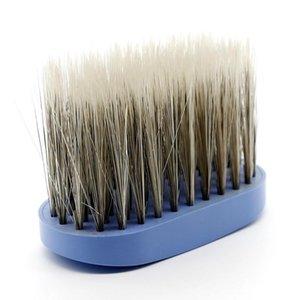 New Long Pure Horse Hair Shaving Brush Soft Mustache Men Beard Brush Salon Hairdressing Tools For Cleaning Neck Dust Brush