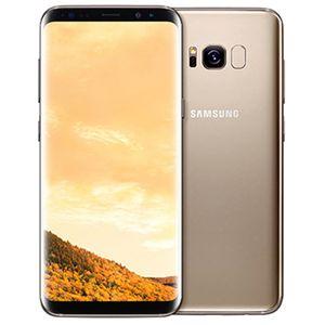 Original Samsung Galaxy S8 Remodelado G950F G950U 5.8 polegadas Octa Core 4GB RAM 64GB ROM 4G LTE Qualidade Android Telefone FREE DHL Atacado 5 pcs
