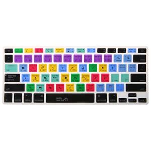 Anglais Photoshop Touches de raccourci clavier Covers Protecteur clavier