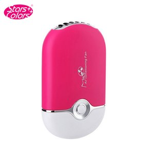 USB Mini Fan Air Conditioning Blower for Eyelash Extension Glue Quickly Dry Grafted Eyelashes Dedicated Hair Dryer Beauty Tools