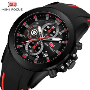 Sports Watch Homme Montre Imperméable Quartz Regardez NOUVEAU MULTI-FONCTIONNEL MENS 0287G
