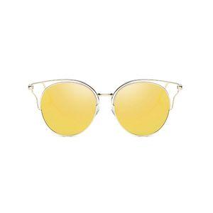 de UANVIEW (UANVIEW Mulheres Moda de Nova polarizada de Metal Sunglasses ocas coloridos WD0874