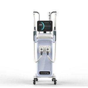 2021 En Yeni EMS Fitness Makineleri / Elektro Manyetik Vücut Zayıflama ve Kas Stimülasyonu EMS Makinesi / Vücut Şekillendirme
