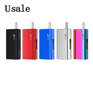 Airis Gethi G6 Dry Herb Vaporizer Built-in 1800mAh Battery with Ceramic Heating Chamber Isolated Airpath Vape Device 100% Original