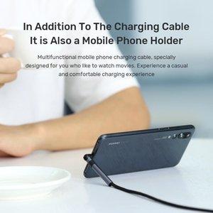 Topk di alta qualità AN26 3A Micro USB Type C Cable Cable Quick Charge 3.0 Tipo del telefono Ricarica veloce Type-C Cavo USB C per Samsung Xiaomi FY7436