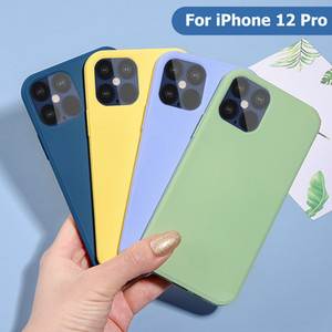 New Original Liquid Silicone Cover For iPhone 11 12 Pro Cover Case For iPhone 12 11 Pro X XS XR Max 6 6s 7 8 Plus Liquid Silicone Phone Case
