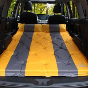 TOPAuto Çok Fonksiyonlu Yatak Araba Seyahat Bed 201.113 Sleeping Otomatik Şişme Hava Yatak SUV Özel Hava Yatak Araba Karyola Yetişkin
