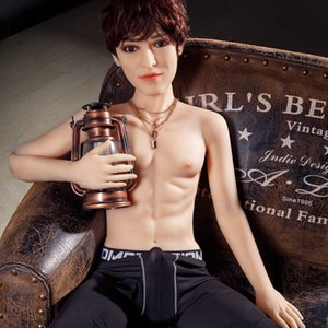 Silicone Male Sex Doll With Penis For Women 160cm Realistic Lifelike Gay Men Sex Dolls