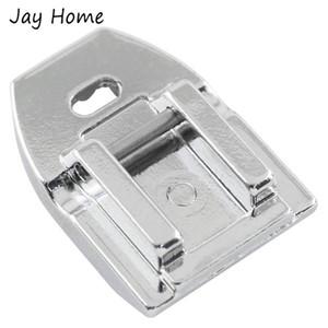 1Pc Zipper Nähfuß Nähmaschine unsichtbarer Reißverschluss Nähfuß für alle Low-Schaft-Snap Nähmaschine Zubehör