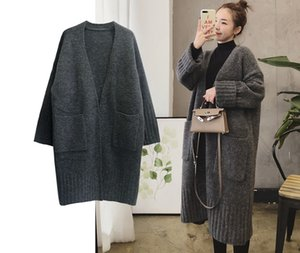 New Arrival Women Sweater Maxi Long Knit Dress Dresses Outerwear Ladies sweatershirts Long Skirts Winter Dress