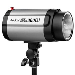 Godox 300DI 300w Mini Master Strobe Photo Studio Flash Monolight Photography light with Lamp Head for Photo Studio Accessories