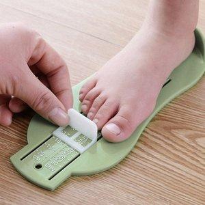 0-20cm Fuß Messen Werkzeug ABS Babypflege Kind-Säuglings Fuß Measure Spur Schuhe Größe Meßlineal Werkzeuge Dropship 3 Farben h8Lh #