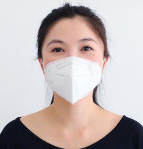 pacotes individuais máscaras KN95 máscara moda com respiração local fabricante válvula de poeira e haze máscara 5-camada protectora com válvula