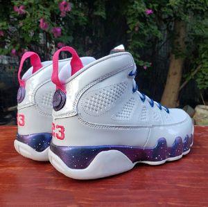 Высокое Качество Классический Белый JBC 9 Мужские Баскетбольные Обувь Высокая Милая Мода Розовый Multi Color 9s Мужские Наружные тренеры Спортивные кроссовки США 7-13