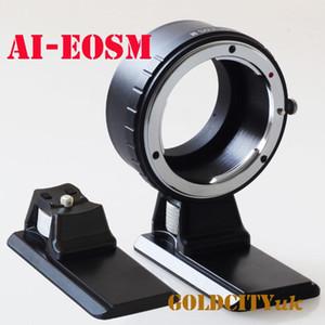 AI-EOSM adapter with tripod for AI lens to EOSM EF-M EOSM M2 M3 m5 m6 m10 m50 Mirrorless Camera