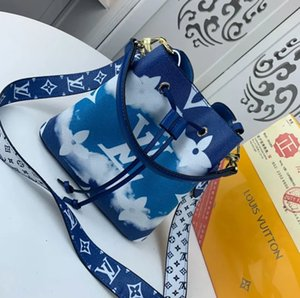 Ale#M45126 MK45124 new tie-dye presbyopia bucket bag Handbags Iconic Top Handles Shoulder Bags Totes Cross Body Bag Clutches Evening