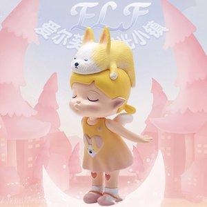 13 Stil Elf Ay Işığı Kasaba Serisi Kör Kutusu Oyuncaklar Bebek Doğum Günü Y0112 Için Rastgele Sevimli Anime Figür Hediye