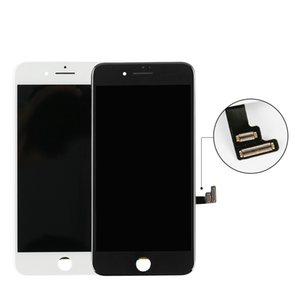 Grade A++ LCD Display For iPhone7P LCD Touch Screen Digitizer Full Assembly Replacement Repair Parts With Repair Tool Free shipping