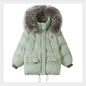 Down cotton jacket women short 2020 new winter thick bread jacket Korean cotton1