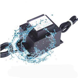 Conversor de Alimentação 12V LED Power Waterproof Controlador IP67 para Piscina Luz Pond Lâmpada Fountain luzes de iluminação 120V 220V a AC 12 Volt 60W