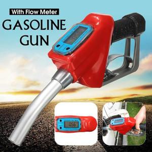 متر التدفق التوربينات التوربينات مقياس مقياس الجريان مكافحة قياس الوقود جهاز البنزين الديزل البنزين النفط مزود بندقية