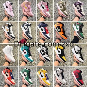 SnakeskinJordanRetro 1 Jumpman Low 1s 1 OG Basketball UNC Chicago Top 3 Travis Scotts Washed Denim stylist Shoes 159491030