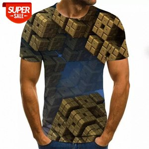 2020 Funny 3D Printed Men T-shirt Casual Short Sleeve O-neck Tshirt Fashion 3D T shirt Men Woman Tees Top XXS-6XL #Vt2G
