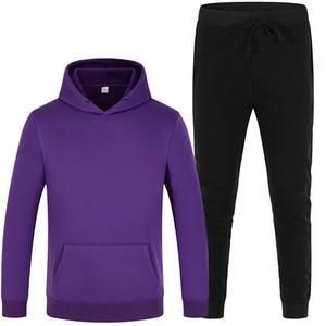 2021 Womens Mens Tracksuit Super Hot Style Autunno Inverno Nuova Vendita Calda Europeo e Americano Abito da uomo con cappuccio Giacca maglione con cappuccio