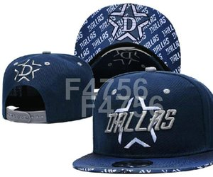 2020 Dallass DAL New England hat Team Fans's Snapback Hat Brand Popular Hip Hop Adjustable Cap Flat Bill With Special Printed Visor a3