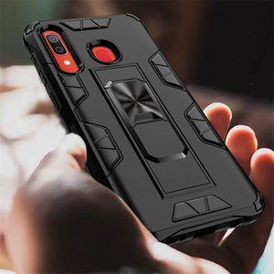 For Samsung Galaxy M10 A20 A30 A40 A50 A70 Case Magnet Car Ring built in kickstand Case for A10E A20E A10S A20S A30S A50S A91 Case