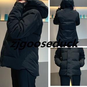 Hiver down veste coupe-vent imperméable eau chaude veste veste de haute qualité parka hot vente chaude vestes de style masculin