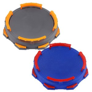 New Arena Disk For Beyblade Burst Gyro Exciting Duel Spinning Top Stadium Battle Plate Toy Accessories Boys Gift Kids Toy 201015