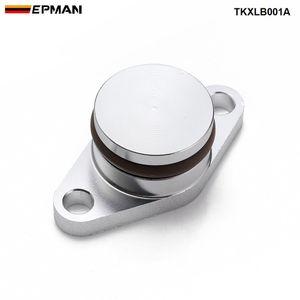 EPMAN 1 х 22MM алюминиевая Swirl закрылков Пробелы Blank Repair Tool Коллектор Прокладка приспособленное для BMW Дизель Впускной коллектор TKXLB001A