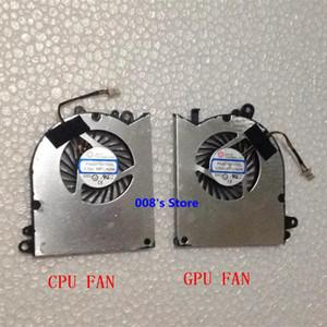 Новый ноутбук CPU GPU Cooler OEM Вентилятор для MSI GS60 2QE 2PE Paad06015sl Ноутбук CPU / Графическая карта Охлаждение