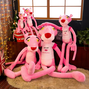 Nici al por menor rosa pantera juguetes de peluche de felpa niños regalo de cumpleaños del juguete aman la mayoría 80cm envío libre