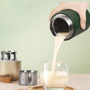 Usb SoyMILK Machine multifonctionnelle Juicer électrique Smoothie Blender Soya-Bean Milk Riz Coller Câbleur Isolant Magnetic Charge1