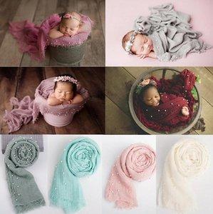Fotografia Fotografia da studio Bambina Puntelli neonato Coperta Bambini Bambini Cosplay Baby Wraps Baby Photo Accessorio (non includere la fascia) HWD4232
