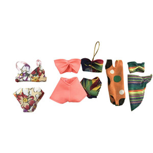 Abbigliamento Barbie Abbigliamento Casual Bikini Suit Bambola Bambola per bambini Abbigliamento multipli Set di combinazioni per dare ai bambini