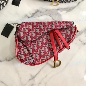 Leather Shoulder Bag High Quality Saddle Bag Bags With Strap Brand Handbags Tote Bag Women Crossbody