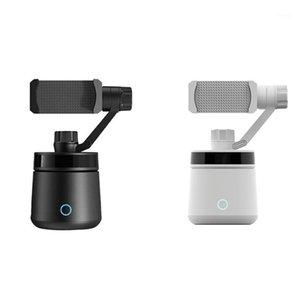 Estabilizadores Smart Stabilizer Gimbal Seguidor Face Recognition Dual USB Interface para o YouTube Video Creator1