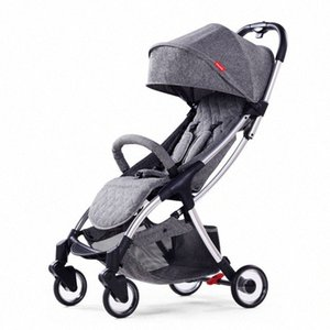 Playkids US-8 складного легкого ребенка коляски складной младенца PRAM One Hand складывание и открытие DsDh #