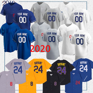 Los Angeles Jersey Mookie Betts DoD 50 35 Gers Cody Bellinger 22 Clayton Kershaw 14 Enrique Hernandez 31 Joc Pederson Baseball Jerseys Top
