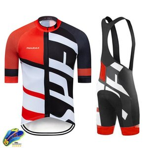 Full Cycling Set 2020 Pro Team Cycling Jersey Set Men's Clothing MTB Bib Shorts Bike Jersey Ropa Ciclismo