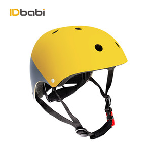 Kids sports helmet adjustable ABS ventilate