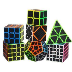 Cubo 스티커 부드러운 퍼즐 루빅 큐브 3x3x3cm 미니 마술 큐브 게임 학습 교육 게임 Cubo 좋은 선물 장난감을위한 장난감 장난감