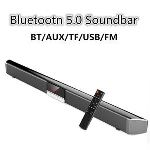 60W TV Bluetooth Speaker Wireless Home Theater Soundbar Subwoofer sistema di telecomando per computer Casse del TV Caixa de som
