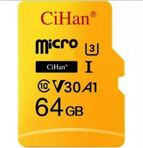 CiHan new micro SD card high speed 64GB Flash Memory Drive Adapter Card Reader