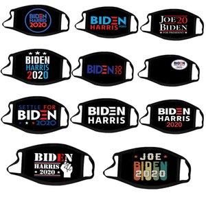 2020 46e président américain Biden masque facial Biden Harris antipoussière coton Lavable Masque DHL Livraison gratuite