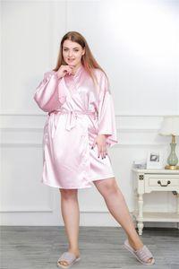 Tamaño Sleepwear en V Color Sólido Color Sexy Sleepshirts Mujeres Nightgowns Underwear 2021 New Arrivals Womens Plus
